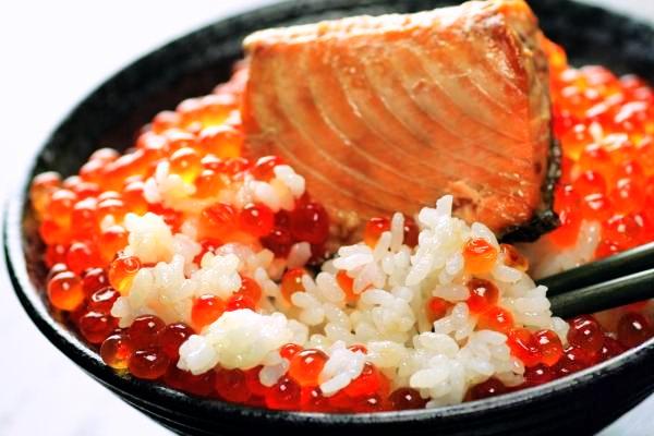 鮭の醤油はらこ(いくら醤油漬)