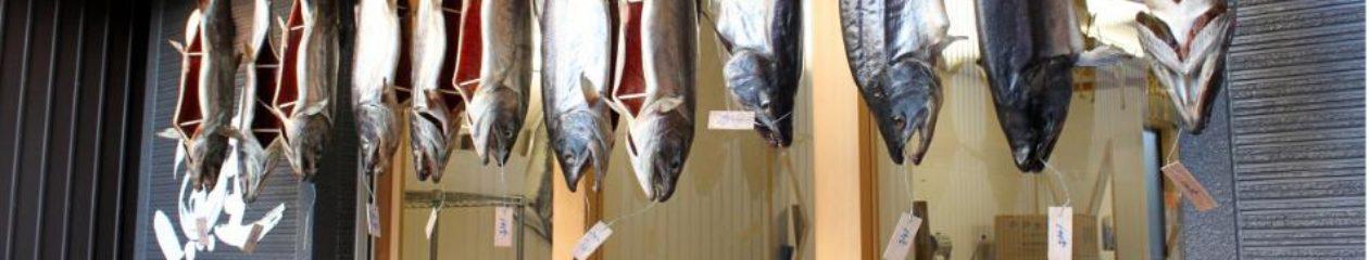 越後村上うおやモニター口コミ(塩引鮭、魚介