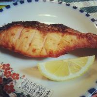 塩引き鮭 切り身