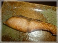 塩引鮭、噛めば噛むほど味わいがあります