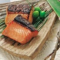 この美味しさを両親に伝えたい!鮭の味噌漬&鮭の醤油はらこ(いくら醤油漬)